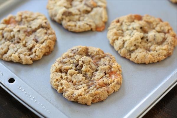 Crispy rice cookies recipe