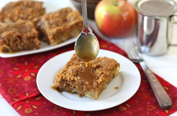 Apple Coffee Crumb Cake Recipe | Two Peas & Their Pod