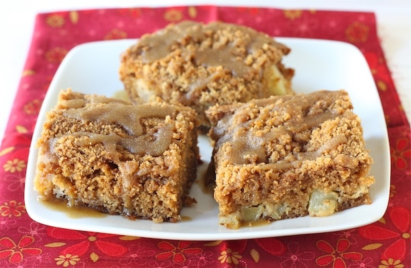 ... brown sugar glaze recipe on apple coffee crumb cake with brown sugar