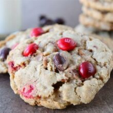 Cinnamon-M&M-Oatmeal-Cookies2