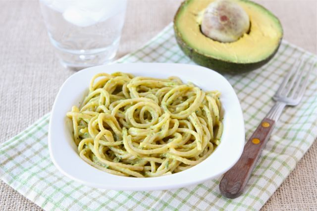 Creamy Avocado Pasta Recipe | Easy Pasta Recipe | Two Peas & Their Pod
