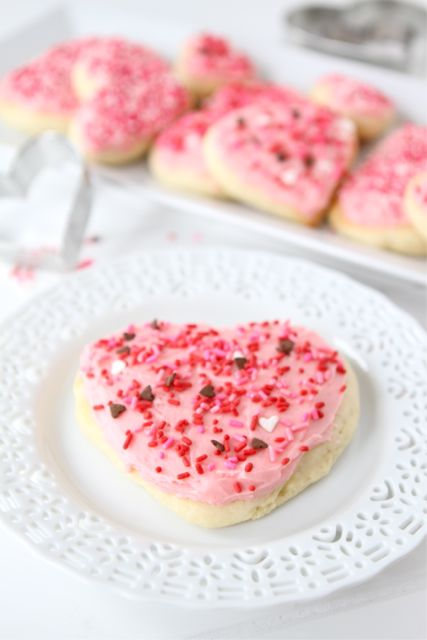 Lofthouse strawberry shortcake cookies recipe