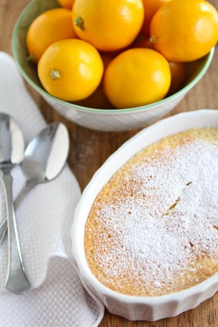 Meyer Cake With Cornmeal From Goumet Magazine