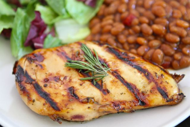 rosemary lemon grilled chicken grilled chicken breast is one ...
