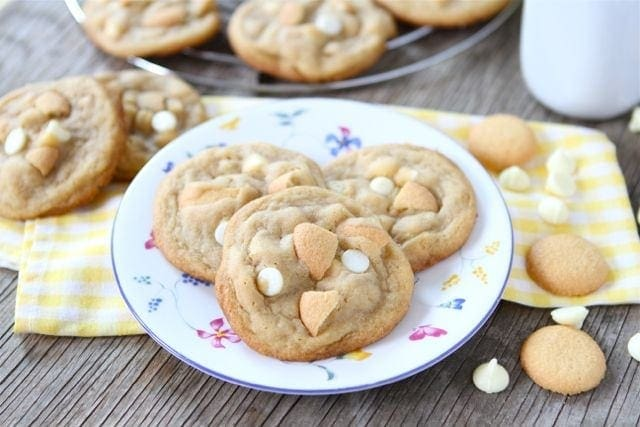 ... Banana Pudding Cookies. Get your banana pudding fix in cookie form