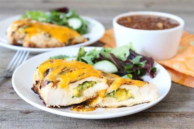 ... Cheddar Grilled Chicken. It is a winner winner chicken dinner
