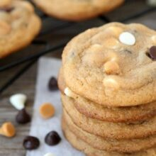 Butterscotch Pudding Triple Chip Cookies | Two Peas and Their Pod (www.twopeasandtheirpod.com)
