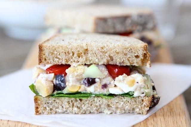 ... our favorite things photo greek salad sandwich greek salad sandwich 6