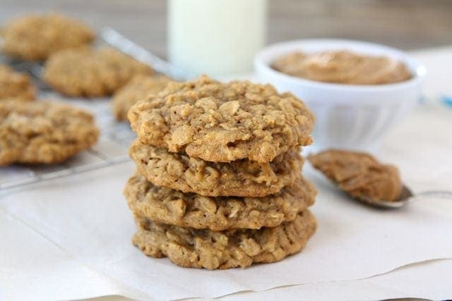 Recipes for oatmeal cookies