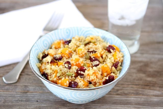 Quinoa Butternut Squash Salad Recipe | Quinoa Salad Recipe | Two Peas ...