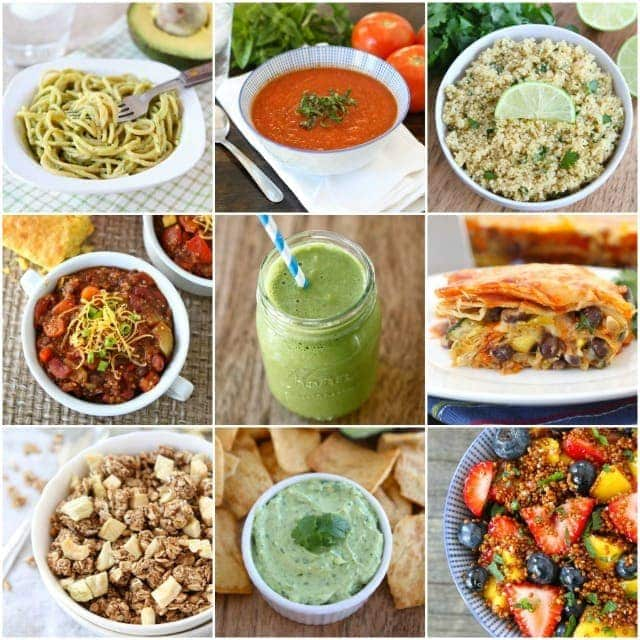 75 Healthy Recipes t