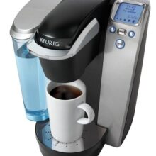 Keurig Platinum Brewer Giveaway from www.twopeasandtheirpod.com