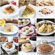 25 of the BEST Christmas Brunch Recipes from www.twopeasandtheirpod.com #recipes #Christmas