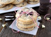 Oreo White Chocolate Pudding Cookies | www.twopeasandtheirpod.com | Two Peas and Their Pod #recipe #cookies