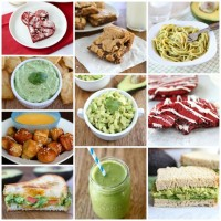 Top 10 Recipes from 2012 on www.twopeasandtheirpod.com #recipes
