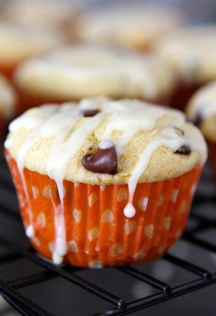 Orange Ricotta Chocolate Chip Muffins | Two Peas and Their Pod | www ...
