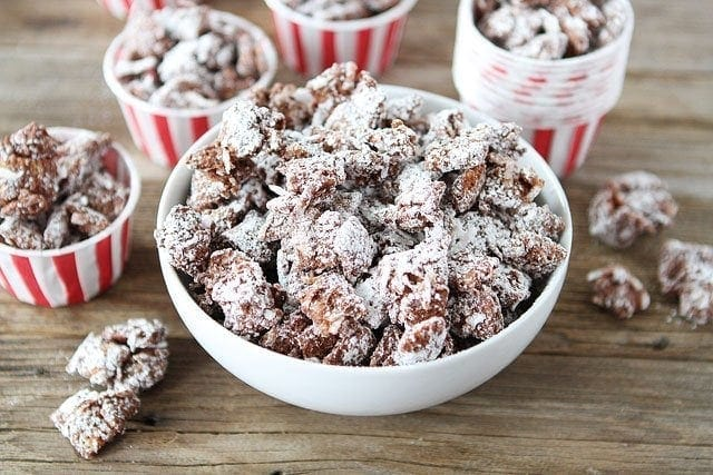 Chocolate Coconut Chex Mix   Chex Mix Recipe   Two Peas & Their Pod