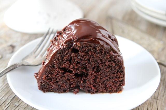 Chocolate Bundt Cake Recipe From Scratch No Sour Cream