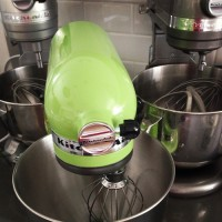 KitchenAid-Green-Apple-Mixer