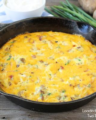 Loaded-Baked-Potato-Frittata-2