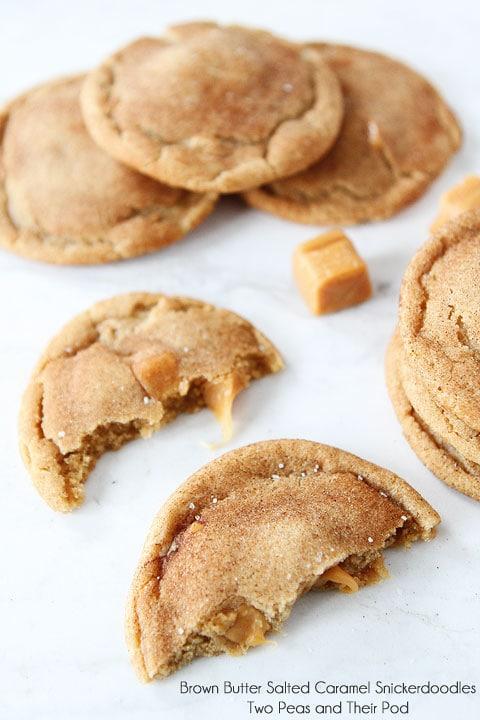 Brown Butter Caramels Recipe — Dishmaps
