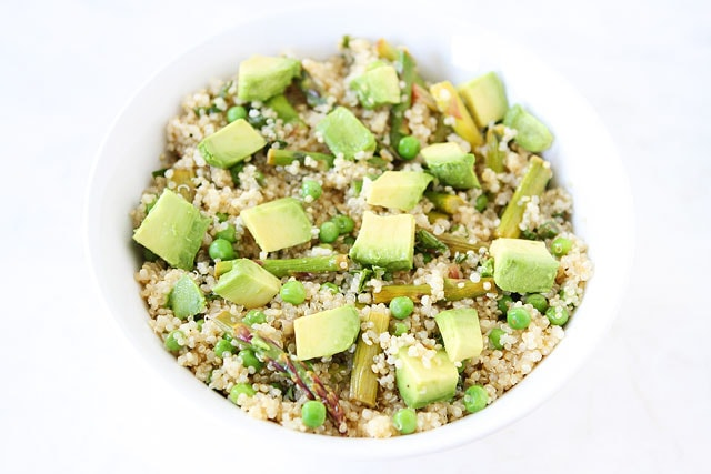 think this is my new favorite quinoa salad. I love our Asian Quinoa ...