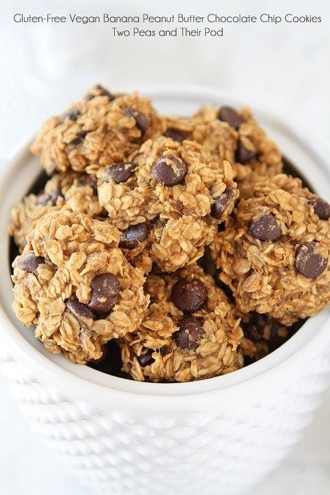 Chocolate Chip Cookies Without Flour And Peanutbutter