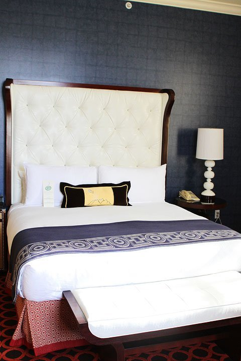Hotel Monaco Salt Lake City, Utah on twopeasandtheirpod.com