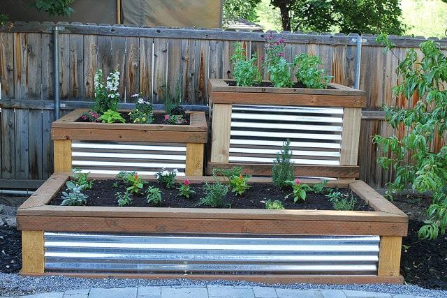 Raised Garden Beds On Twopeasandtheirpod Com