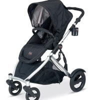 Britax B Safe  Infant Car Seat Ams