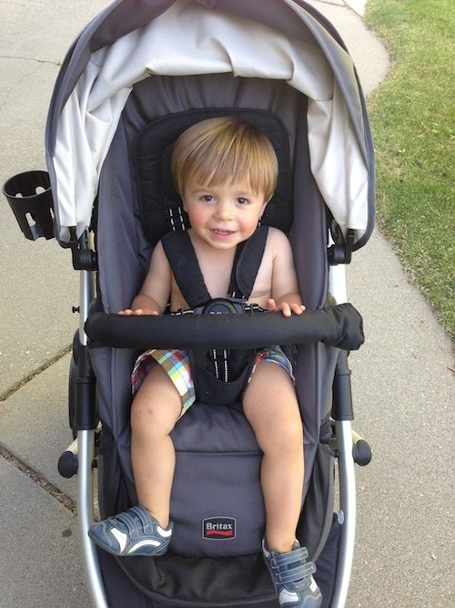 Stroller Can Fit Any Car Seat