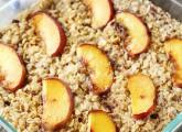 Baked-Peach-Almond-Oatmeal-4
