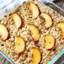Baked-Peach-Almond-Oatmeal-4