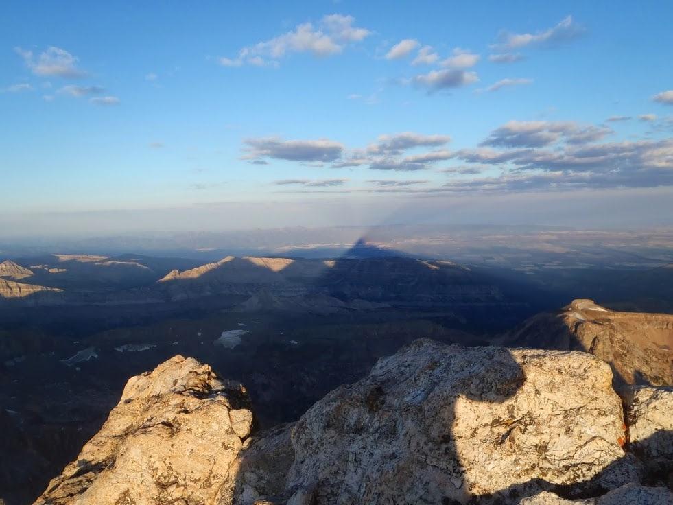 Grand Teton Mountain on twopeasandtheirpod.com