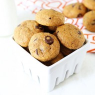 Vegan-Pumpkin-Chocolate-Chip-Cookies-5