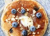 Whole-Wheat-Blueberry-Granola-Pancakes-7