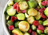 Cranberry-Orange-Roasted-Brussels-Sprouts-4