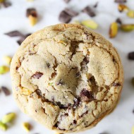 Dark-Chocolate-Chunk,-Pistachio,-and-Sea-Salt-Cookies-7