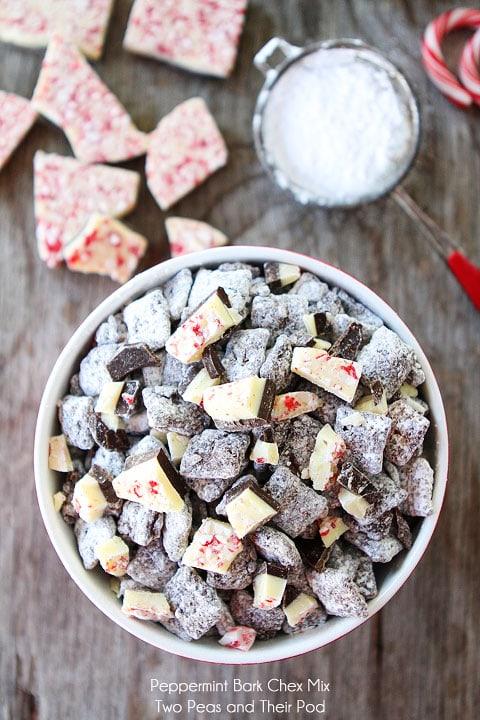 Chocolate Coconut Chex Mix Recipe — Dishmaps
