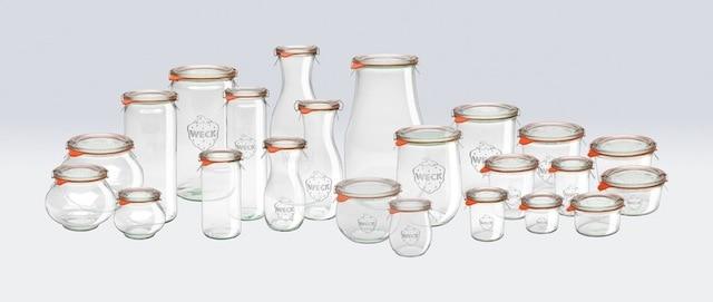 Weck jars giveaway