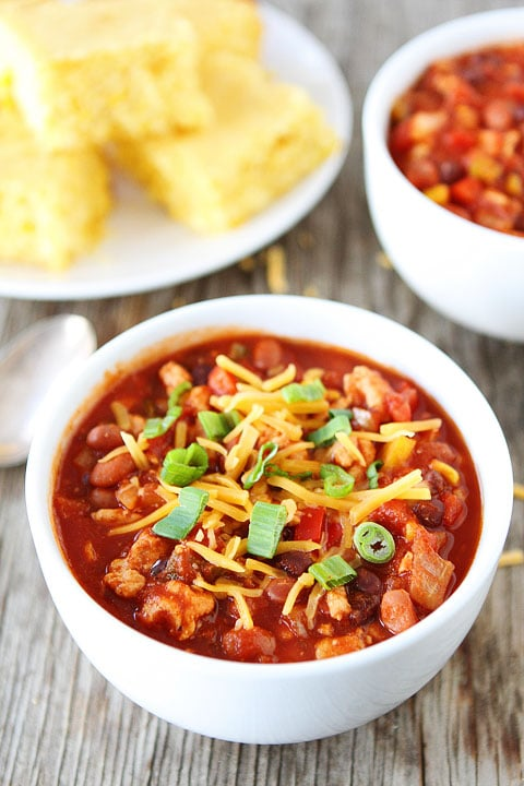 Turkey Chili Recipe Crock Pot Food Network