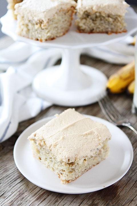 Simple Banana Cake Recipe Singapore