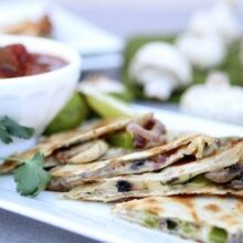 Fajita Quesadillas4