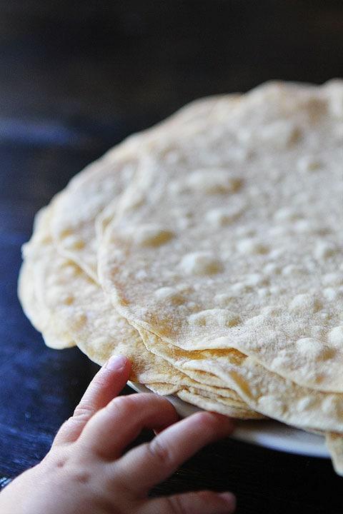 homemade flour tortillas print recipe homemade flour tortillas are so