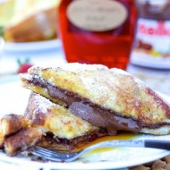 Nutella Stuffed French Toast8