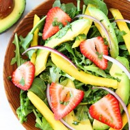 Mango,-Strawberry,-Avocado,-and-Arugula-Salad-3