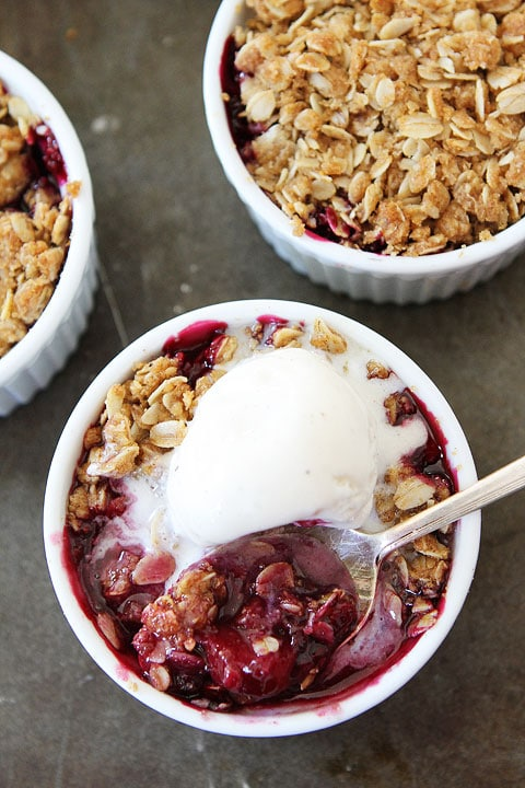 Crisp, Sweet And What A Treat Recipes — Dishmaps