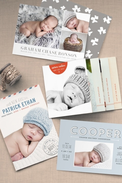 Minted Baby Giveaway Two Peas Amp Their Pod