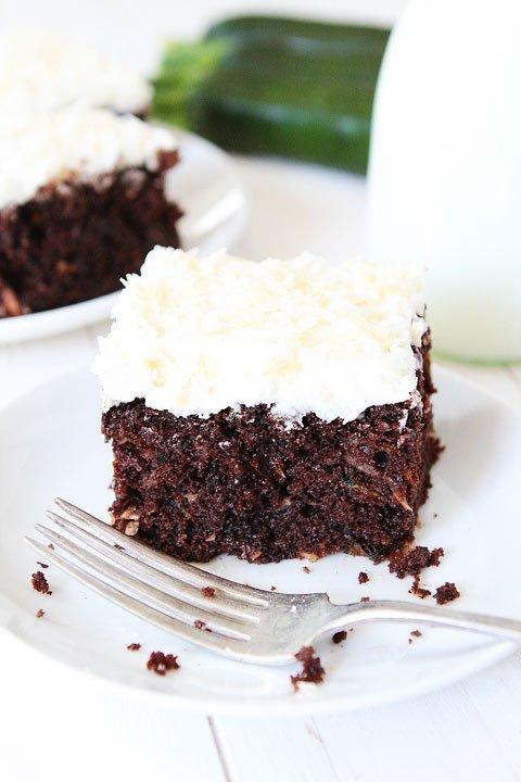 Coconut Flour Cake Recipes