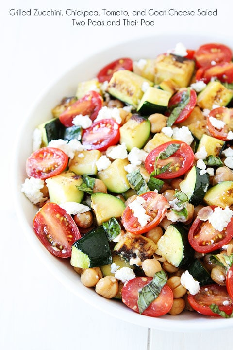 Tomato and Peach Salad with Corn, Basil and Goat Cheese recipes
